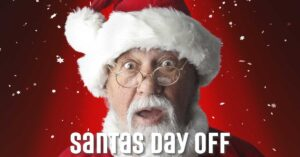 Santas Day Off - Festive christmas soundtrack by Dylan Leighton